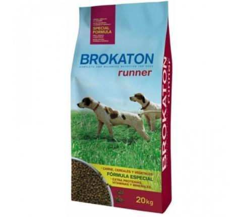 Brokaton Runner, krmivo pre psov