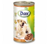 DAX kozverva pre psov hydina 1240 g
