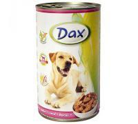 DAX kozverva pre psov telacie 1240 g