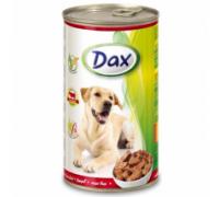 DAX kozverva pre psov hovädzie 1240 g
