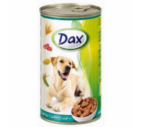 DAX kozverva pre psov zverina 1240 g