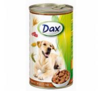 DAX kozverva pre psov pečeň 1240 g