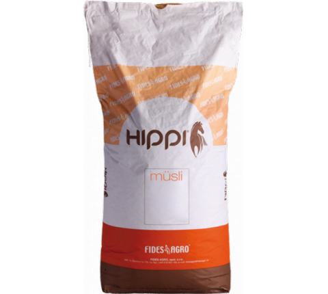 HIPPI MUSLI krmivo pre kone