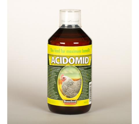 ACIDOMID hydina 500 ml