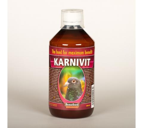 KARNIVIT holub 500 ml
